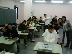 情報ビジネスコミュニケーション学科(日本語ビジネスコース)のトップ画像