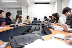 日中通訳翻訳学科中国語コース画像